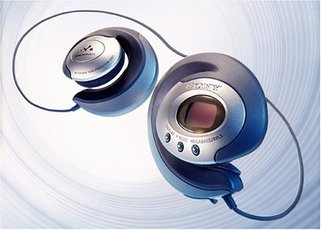 Produktfoto Sony NW-E 8 P
