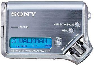 Produktfoto Sony NW-E 73