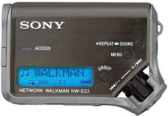 Produktfoto Sony NW-E 53