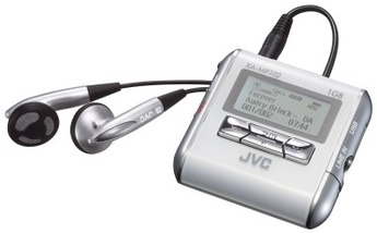 Produktfoto JVC XA-MP102W