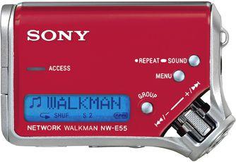 Produktfoto Sony NW-E55R