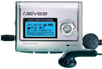 Produktfoto iriver IFP-590 T