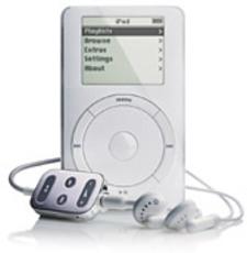 Produktfoto Apple iPod (M 8709)