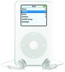 Produktfoto Apple iPod (MA079)