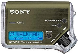 Produktfoto Sony NWE 99