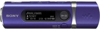 Produktfoto Sony NWD-B103