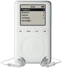 Produktfoto Apple iPod (M 8976)