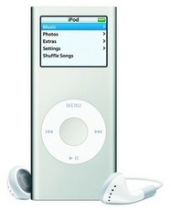 Produktfoto Apple iPod NANO (2.GEN.)