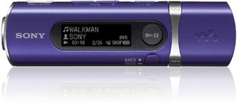 Produktfoto Sony NWD-B103F