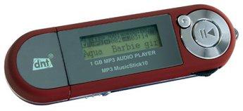 Produktfoto DNT MP3 Musicstick 10 N