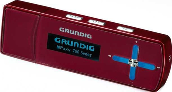 Produktfoto Grundig Mpaxx 702 FM