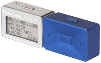 Produktfoto Panasonic SV-MP710VEGA