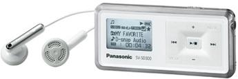Produktfoto Panasonic SV-SD300