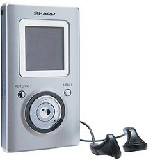 Produktfoto Sharp HR-MB 3