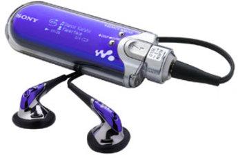 Produktfoto Sony NW-A608