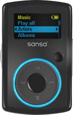 Produktfoto Sandisk Sansa CLIP