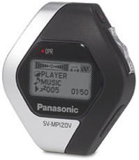 Produktfoto Panasonic SV-MP 120 V