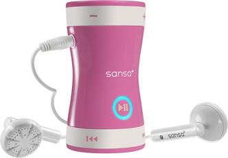 Produktfoto Sandisk Sansa Shaker