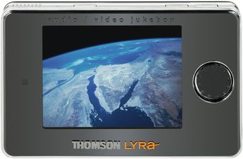 Produktfoto Thomson PDP 2862 LYRA