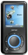 Produktfoto Sandisk Sansa E 280