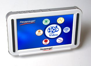 Produktfoto Hauppauge PMVP-Portable Mediamvp Modell 1067