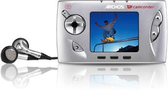 Produktfoto Archos Gmini 402 Camcorder