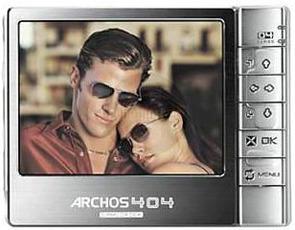 Produktfoto Archos 404 Camcorder