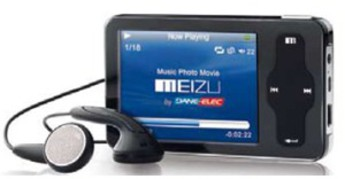 Produktfoto Dane Elec Meizu MINI Player DA-M4-02-MZ