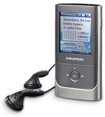 Produktfoto Grundig Mpixx 2002 FM