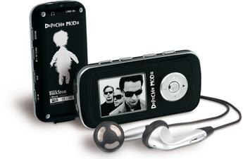 Produktfoto Trekstor I.beat Vision Depeche MODE