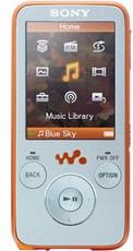 Produktfoto Sony NWZ-S639F