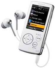 Produktfoto Sony NW-A 808