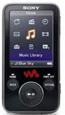 Produktfoto Sony NWZ-E435