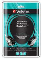 Produktfoto Verbatim 41821 NECK BAND Multimedia