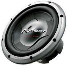 Produktfoto Pioneer TS-W308D4