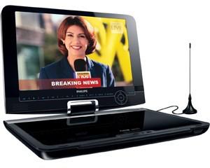 philips pet 1046 tragbarer dvd player tests erfahrungen. Black Bedroom Furniture Sets. Home Design Ideas