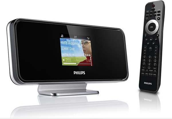 philips np2500 wireless lautsprecher tests erfahrungen. Black Bedroom Furniture Sets. Home Design Ideas