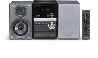Produktfoto Panasonic SC-PM48 EG-K