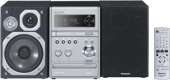 Produktfoto Panasonic SC-PMX4