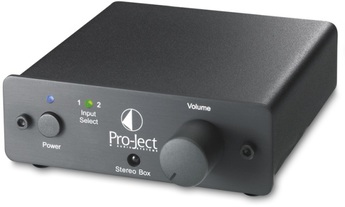 Produktfoto Pro-Ject Stereo BOX