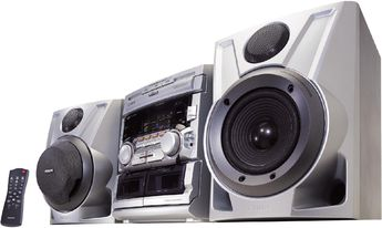 Produktfoto Philips FW-C 55