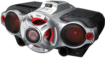 Produktfoto Sony CFD-RG880CP