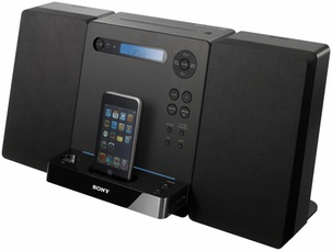 Produktfoto Sony CMT-LX30IR