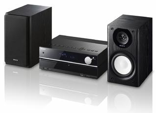 Produktfoto Sony CMT-HX35R