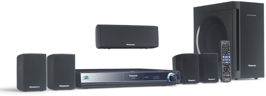 panasonic sc bt200 blu ray heimkinosystem tests. Black Bedroom Furniture Sets. Home Design Ideas