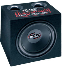 Produktfoto Mac Audio MPX BOX 112