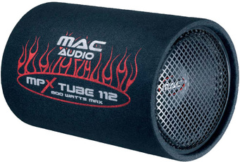 Produktfoto Mac Audio MPX TUBE 112