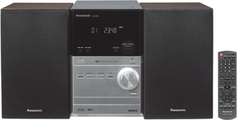 Produktfoto Panasonic SC-PM5EG-S