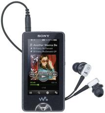 Produktfoto Sony NWZ-X1050