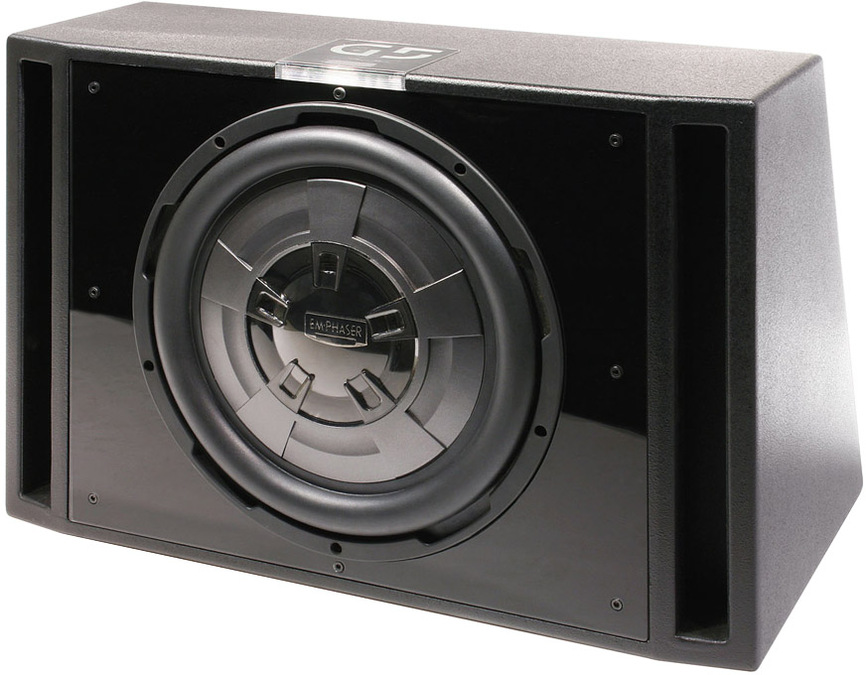 emphaser ebr112 g5 auto subwoofer tests erfahrungen im. Black Bedroom Furniture Sets. Home Design Ideas